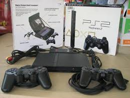 sony playstation 2 slim. sony play station 2 slim with all accessories 01684847865 | clickbd large image 0 playstation r