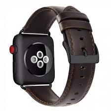 senarai harga for apple watch band 38mm 42mm vintage brown genuine leather iwatch strap replacement for apple watch series 3 series 2 series 1 terkini di