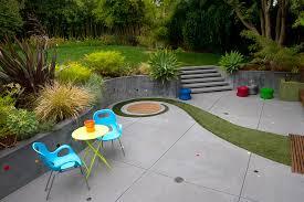plain concrete patio. Plain Concrete Patio