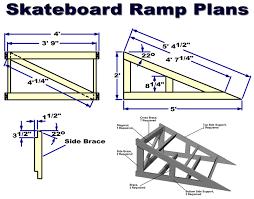 Skateboard Bedroom Furniture Ramp Blueprints Plans Diy Free Download Bedroom Furniture
