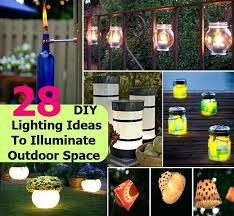 diy garden lighting ideas. Diy Landscape Lighting Ideas Outdoor Is The Easiest Way To Cast An Enchanting Spell Post Sunset Atmosphere Your Space Garden
