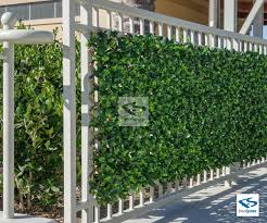 Artificial Trellis With Lights Expandable Faux Ficus Trellis Privacy Fence In 2020 Garden