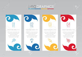 Modern Thai Traditional Info-Graphic Template For Business Timeline ...