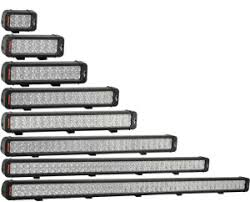 vision x led light bar review xmitter prime xtreme single stack