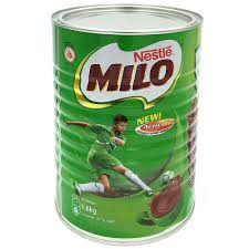 Milo Activ Go Powder Tin 1 8kg