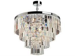 artcraft lighting el dorado chrome nine light 24 wide mini chandelier