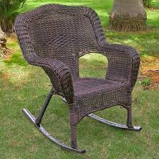 wicker patio rocker outdoor rocker set of 2 outdoor wicker rockers and gliders