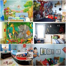 simple ideas for children room wall