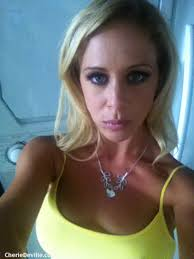 Cherie DeVille Summer 2012 Candids I am always snapping randomness.