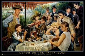 elvis presley marilyn monroe james dean george bungarda art poster pack lot of 3 diffe posters