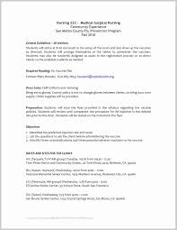 Nurse Resume Template Top Example Rn Resume 100 Resume Example Ideas 79