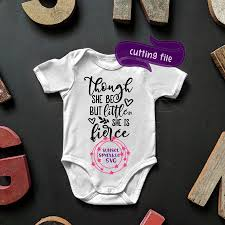 Though She Be But Little She Is Fierce Svg Toddler Svg Dxf Png