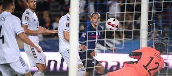 ฝรั่งเศส v บอสเนียและเฮอร์เซโกวีนา ผลบอลสด ผลบอล ฟุตบอลโลก 2022 รอบคัดเลือก  โซนยุโรป