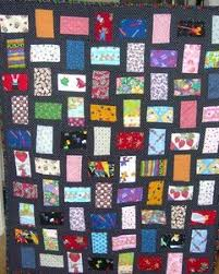 Patterns frequently used by Quilts for Kids volunteers & Quilts for Kids Rail Fence.