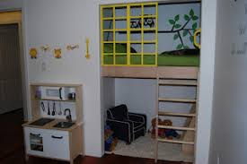 diy kids loft bed. Diy Closet Loft Bed Kids 2 T