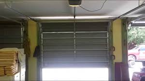 garage door opens halfwayChamberlain Liftmaster Craftsman  Garage Door Wont Close  YouTube