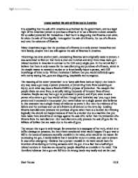Discursive Essay Example Discursive Essay On Gun Control In America Free Gun Control Essays