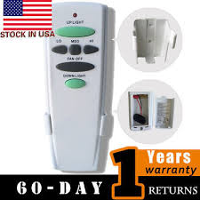 universal ceiling fan remote control replace hampton bay uc7078t with up down