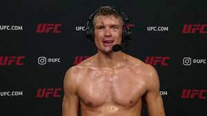 Stephen Thompson Post-fight Interview ...