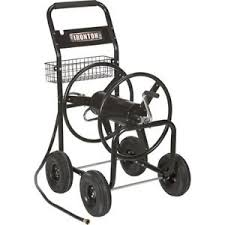 garden hose reel cart. Image Is Loading Garden-Hose-Reel-Cart-Holds-300ft-x-5- Garden Hose Reel Cart M
