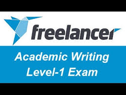 lancer com academic writing level test   lancer com academic writing level 1 test