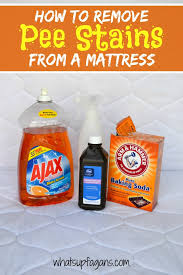 how to remove stains from your mattress and remove the smell fantastic easy