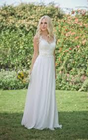 flowy wedding dresses. Flowy Beach Wedding Gowns Cheap Chiffon Bridal Dresses Dorris