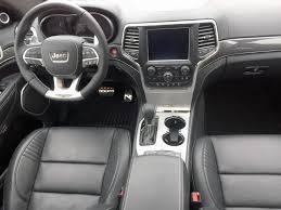 2018 jeep trackhawk interior. contemporary interior the 2018 jeep grand cherokee trackhawk will have a driverfocused interior  including to jeep trackhawk interior