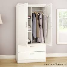 furniture fancy wardrobe armoire for wardrobe organizer idea