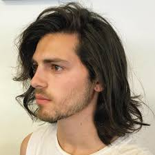 Long Tousled Hairstyle For Men Womenshairstylesmediumbob