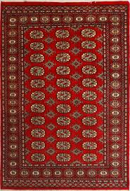 turkomen ersari carpet