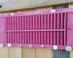 Pink Coat Rack Girls room coat rack Etsy 53