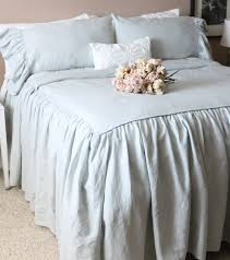bedding set shabby chic king bedding ruffled linen shabby chic duvet cover wonderful shabby chic