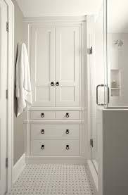 Bathroom Closet Designs