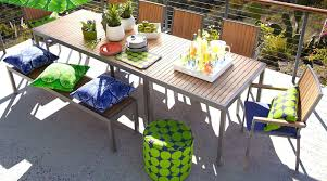 outdoor furniture crate and barrel. Plain Furniture Crate Barrel Teak Outdoor Furniture Alfresco Natural Dining Collection I And For Outdoor Furniture Crate And Barrel