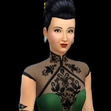 Lily Feng | The Sims Wiki | Fandom