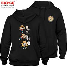 Design One Hoodie Us 23 98 20 Off I Am Master Luffy Fleece Hoodies One Piece Luffy Crossover Dragon Ball Master Roshi Funny Design Active Novelty Unisex Pullover In