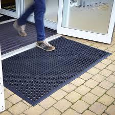 decoration outdoor rubber floor mats su drainable entrance mat captivating waterproof winter spring doormats