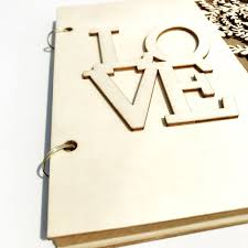 Sign Book For Wedding Wedding Guest Book Wooden Tree Personalised Signing Book 20 30 40 Pages Party Decorations