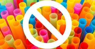 Αποτέλεσμα εικόνας για «Stop» στα πλαστικά καλαμάκια