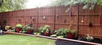 backyard wood fence ideas reclaim your backyard with a privacy fence decks fences outdoor living wooden
