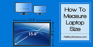 Tablet Screen Size Comparison Chart How To Measure Laptop Size With Conversion Chart