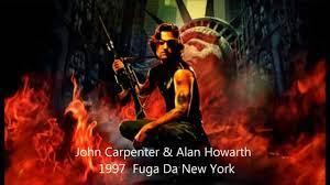 John Carpenter & Alan Howarth - 1997 Fuga Da New York - YouTube