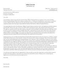 Sample Director Cover Letter Cover Letter Samples Executive Retail