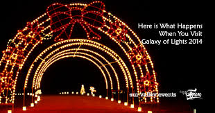 galaxy of lights 2016 our valley events