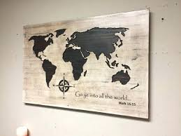 wood wall art carved world map spiritual decor biblical wooden wood custom bible spiritual wall art on spiritual wall art uk with spiritual wall art satalog