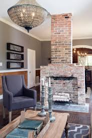 Small Living Room Designs With Fireplace 17 Best Ideas About Exposed Brick Fireplaces On Pinterest Red