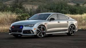 Audi RS7 Sportback превратили в самый быстрый броневик