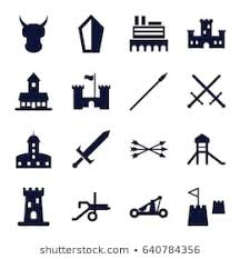Tribal Wars Catapult Chart Catapult Stock Vectors Images Vector Art Shutterstock