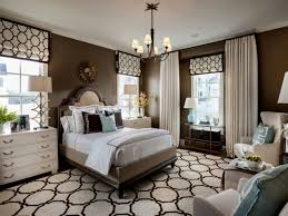 Hgtv Transitional Bedroom  Home Decor I Furniture - Transitional bedroom